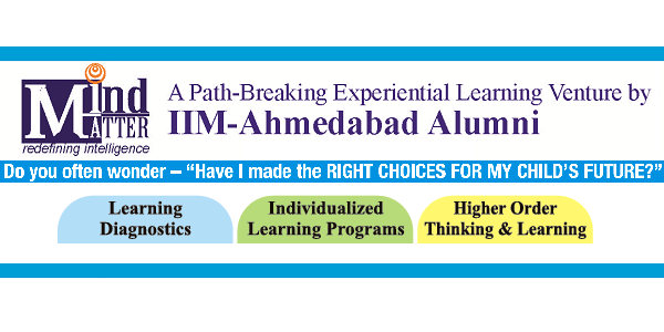 Education Venture by IIM Ahmedabad Alumni